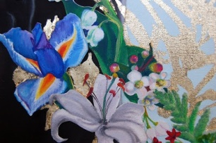 Detail of An Unrelenting Balm by NICOLE DIXON now available online